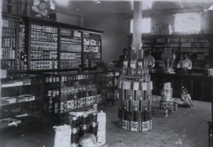 Woodlawn Grocery Interior